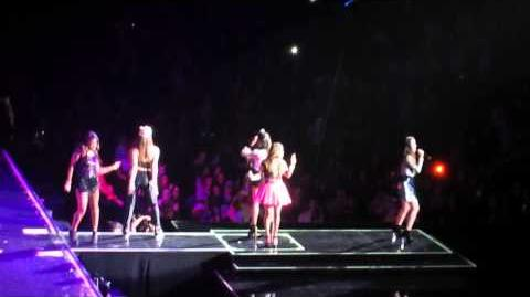 Leave My Heart Out Of This- Fifth Harmony (Neon Lights Tour- Toronto) 26 03 14