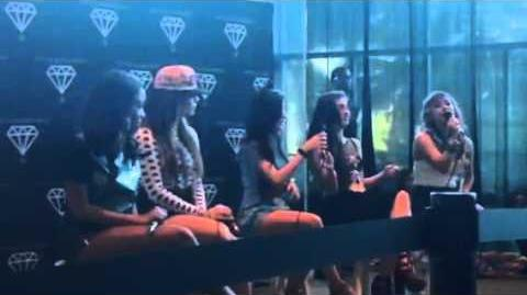 Fifth Harmony - Honeymoon Avenue Acoustic Performance Sunrise, FL (Neon Lights Tour)