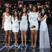 X factor finale fifth harmony p
