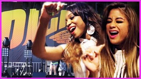 Fifth Harmony at DIGIFEST and SUMMER ESSENTIALS - Fifth Harmony Takeover Ep
