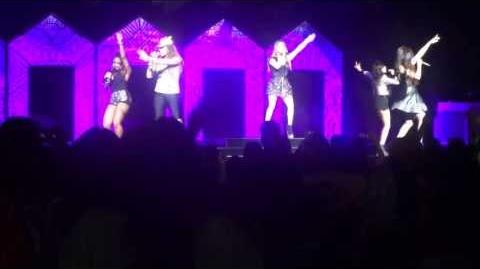 "FIFTH HARMONY ( INDEPENDENT WOMAN --"" DESTINY'S CHILD COVER """
