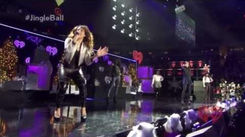Fifth Harmony performing at Jingle Ball 2013 in NYC (FULL)