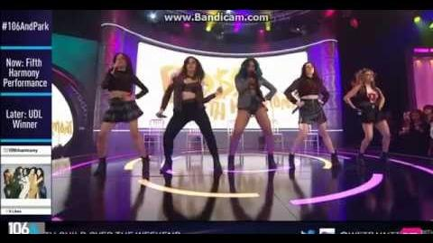 Fifth Harmony - Bo$$ & Interview - 106 and Park