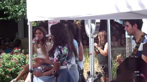 Fifth Harmony - Stay (cover) San Antonio Texas 8 9 2013