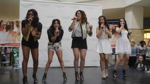 Me and My Girls - Fifth Harmony - Portland Oregon 08 14 13