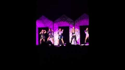 Fifth Harmony - Better Together Tampa, FL (Neon Lights Tour)