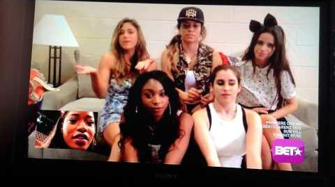 Fifth Harmony on BET's 'Just Keke'