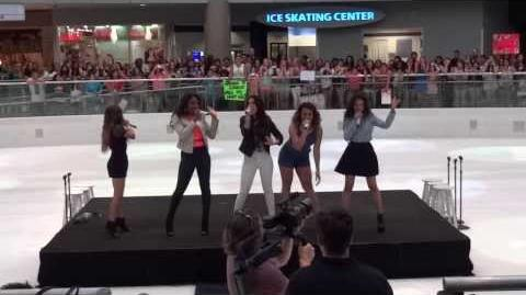Fifth Harmony @ Galleria Mall in Dallas, Texas (Full Performance)