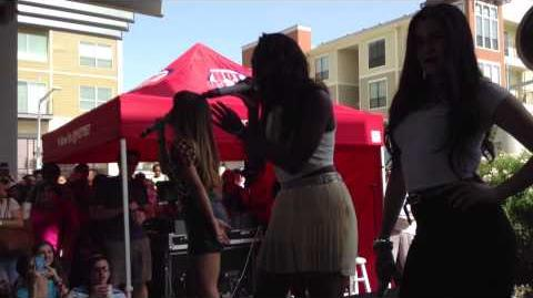 Fifth Harmony - Miss Movin' On Houston Texas 8 7 2013