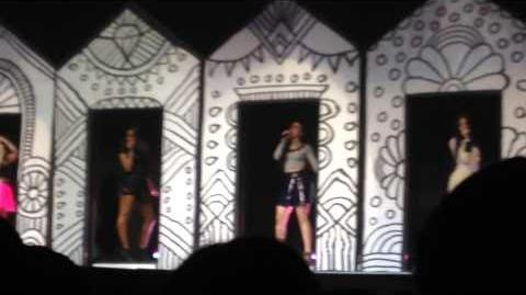 Fifth Harmony Neon Lights Tour - Miss Movin' On - Live in St