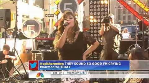 HD Fifth Harmony - Miss Movin' On & Me & My Girls - Today Show 7-18-13