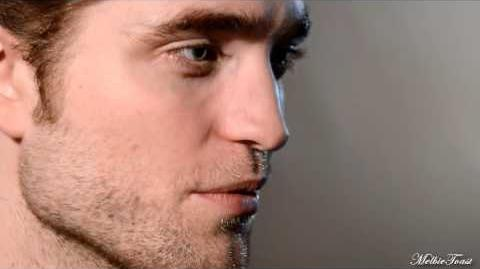 "Robert Pattinson ""SEX BOMB!"""