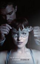 Fifty Shades Darker - Poster