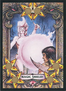 BCUS049Magic Shield Spell