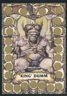 BCUS031'King' Dumm