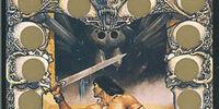 Barbarian Swordsman (BattleCard)