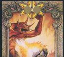 Fireball Spell (BattleCard)