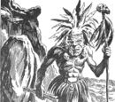 Shaman of the Pygmies (Fire Island)