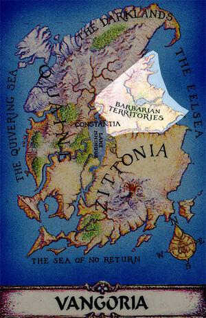 Barbarian Territories