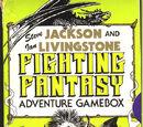 Fighting Fantasy Adventure Gamebox - Green