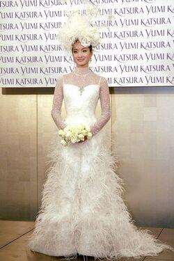 Shizuka wedding gown