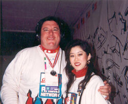 Kristi Yamaguchi at the '94 Winter Olympics
