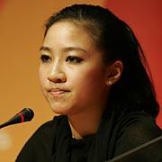 Kwan press conference
