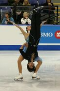 Faiella & Scali Reverse Lift - 2006 Skate Canada
