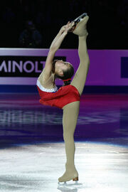 Caroline Zhang Spin EX 2008 Junior Worlds