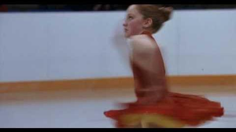 "Kirsten Olson in ""Ice Princess"""