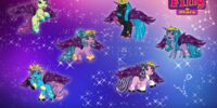 Filly Stars toy line