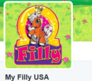 MyFilly USA Twitter Page