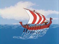 Babylonian Slave Ship