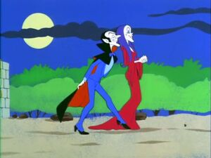 Drac and Bella