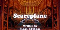 Scareplane