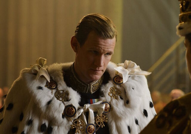 File:MattSmith TheCrown.jpg
