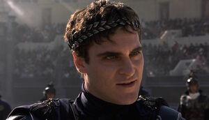 JoaquinPhoenix Gladiator