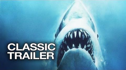 Jaws Official Trailer -1 - Richard Dreyfuss, Steven Spielberg Movie (1975) HD