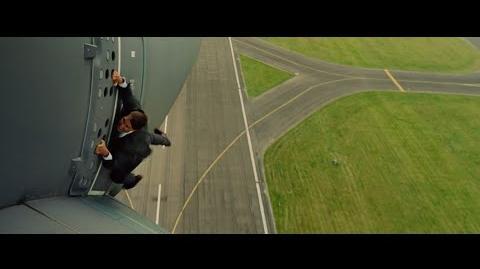 Missão Impossível - Nação Secreta Trailer Dublado Paramount Pictures Brasil