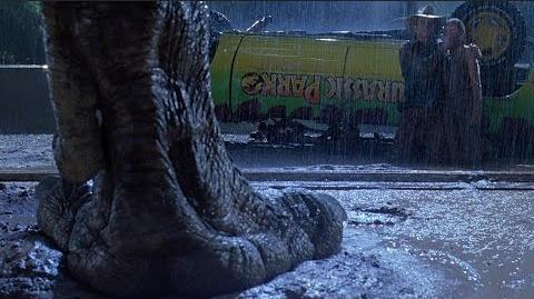 Jurassic Park Trailer