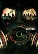Fan made world war z poster 2