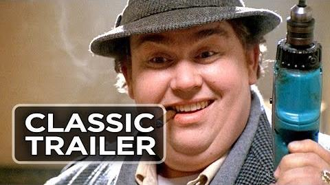 Uncle Buck Official Trailer 1 - John Candy, Macaulay Culkin Movie (1989) HD