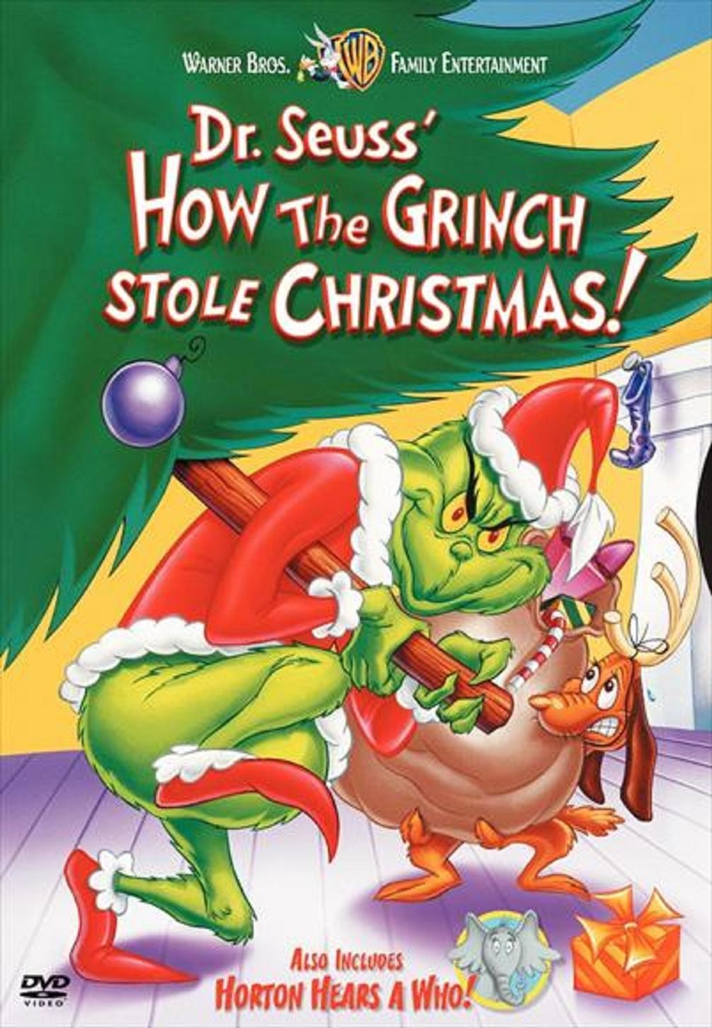 How the Grinch Stole Christmas (TV) | Moviepedia | FANDOM powered ...
