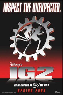 Inspector Gadget 2 | Moviepedia | Fandom powered by Wikia