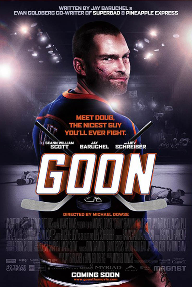 Goon Moviepedia Fandom Powered By Wikia