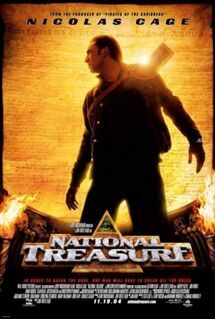 Movie national treasure