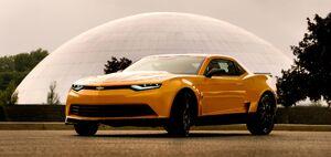 Bumblebee, 2014 Concept Camaro
