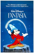 Fantasia 1982 re-release poster