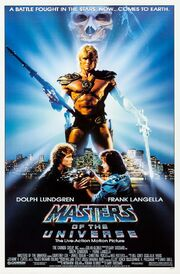 Masters of the universe xlg