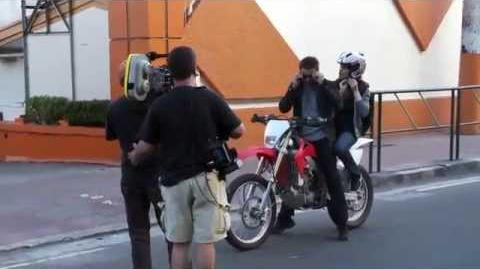 THE BOURNE LEGACY (2012) Behind-The-Scene Footages in MANILA, PHILIPPINES